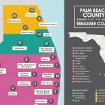 Choosing The Right Neighborhood To Rent In   Map Of Palm Beach County Florida