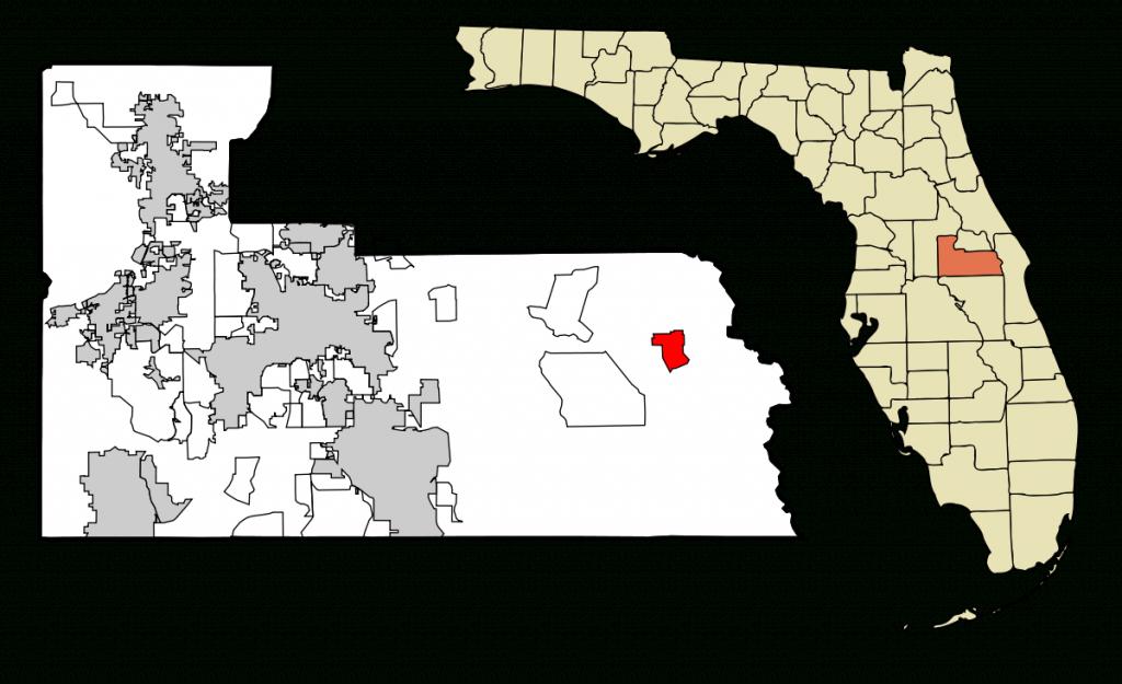 Christmas, Florida - Wikipedia - Christmas Florida Map