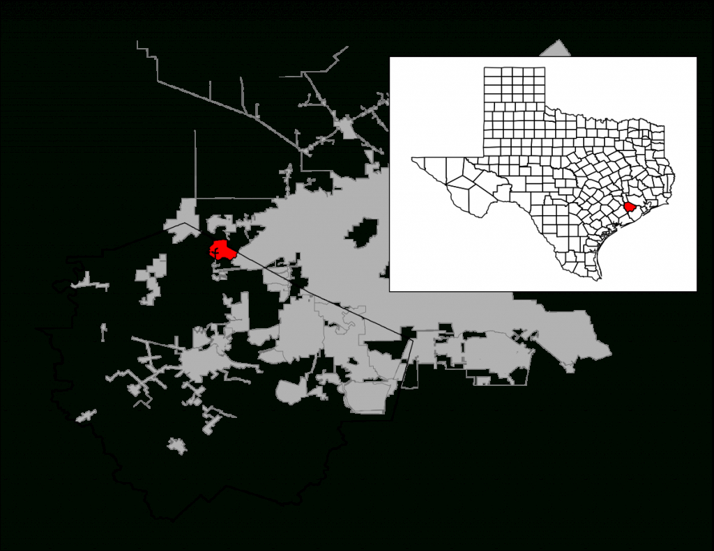 Cinco Ranch, Texas - Wikipedia - Map Of Cinco Ranch Texas