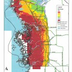 Citrus County Florida And Hurricanes | Cloudman23   Gulf County Florida Flood Zone Map