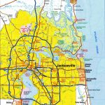 City Map Of Jacksonville Fl   Jacksonville City Limits Map (Florida   Map To Jacksonville Florida
