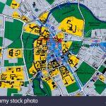 City Map Stock Photos & City Map Stock Images   Alamy   Cambridge Tourist Map Printable