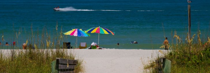 Belleair Beach Florida Map