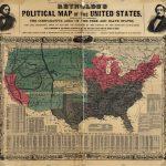 Civil War   The Handbook Of Texas Online  Texas State Historical   Texas Civil War Map