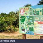 Clermont Florida Showcase Of Citrus Orange Grove Tangerine Lemon   Florida Orange Groves Map
