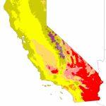 Climate Of California   Wikipedia   Southern California Heat Map
