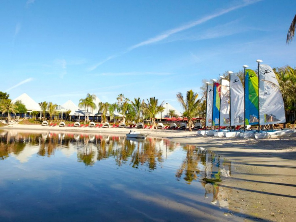 Club Med Sandpiper Bay All-Inclusive Resort In Florida - Club Med Florida Map