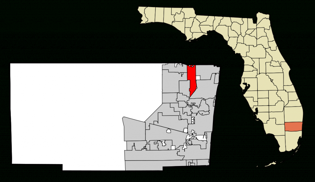 Coconut Creek, Florida - Wikipedia - Coconut Creek Florida Map