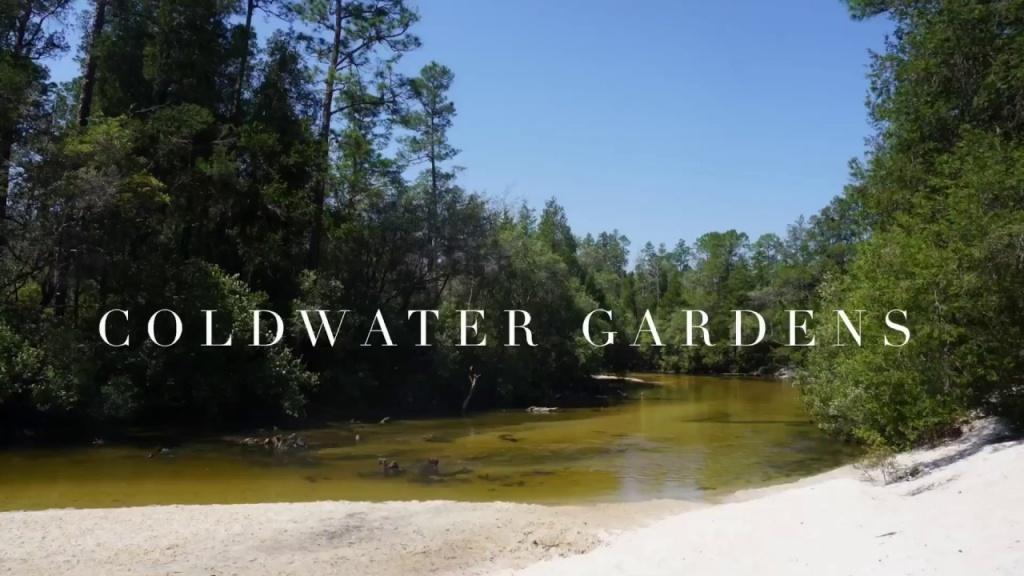 Coldwater Gardens | Florida Hikes! - Coldwater Creek Florida Map