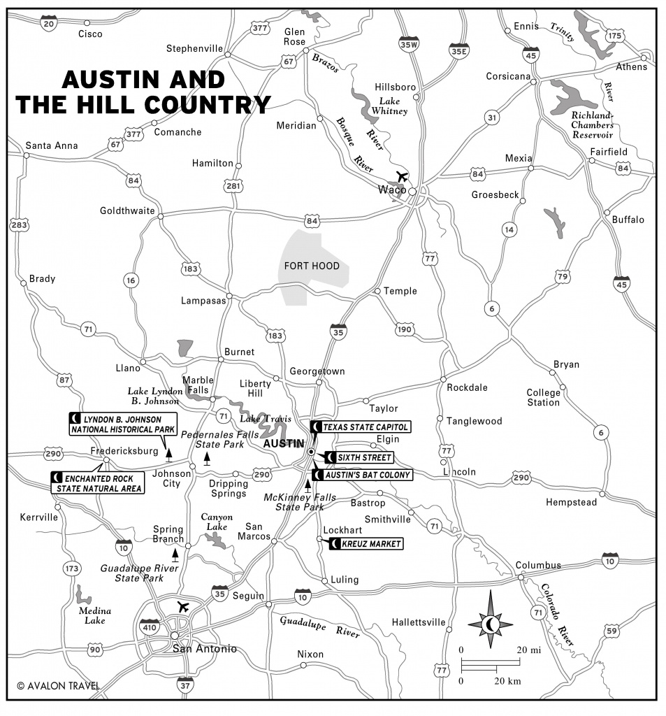 Collection Map Of Austin Texas Photos, - World Map Database - Printable Map Of Austin Tx