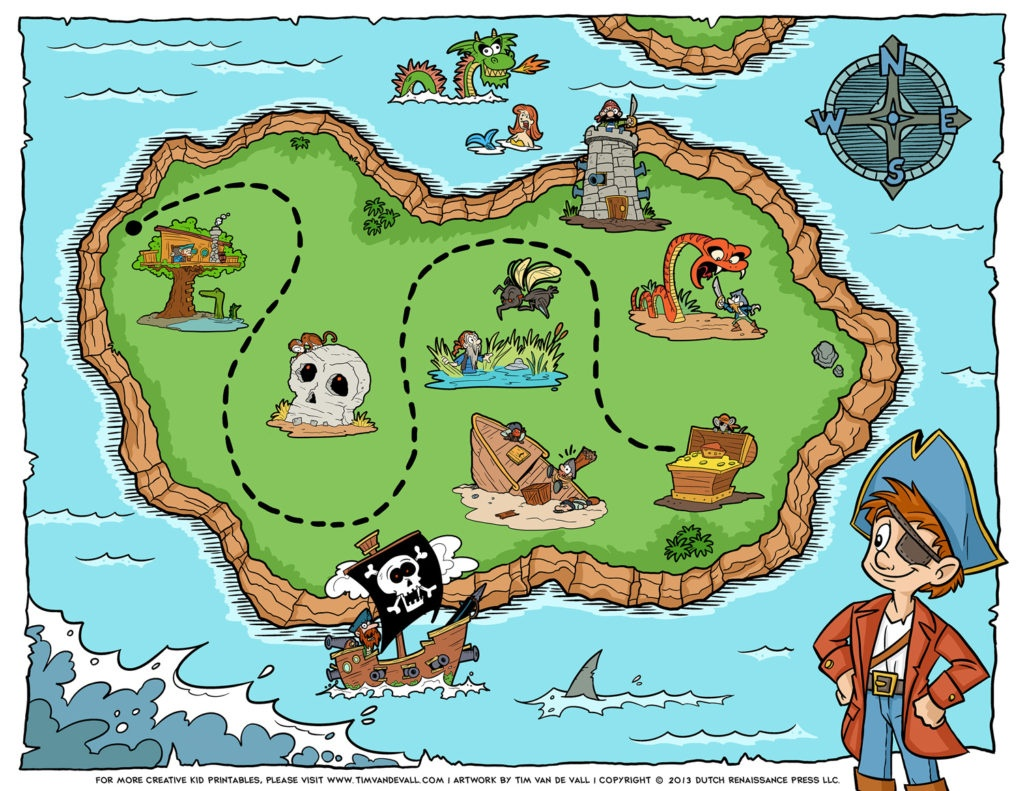 Coloring ~ Printable Treasure Map Maps For Kids Parties Microsoft - Printable Maps For Children