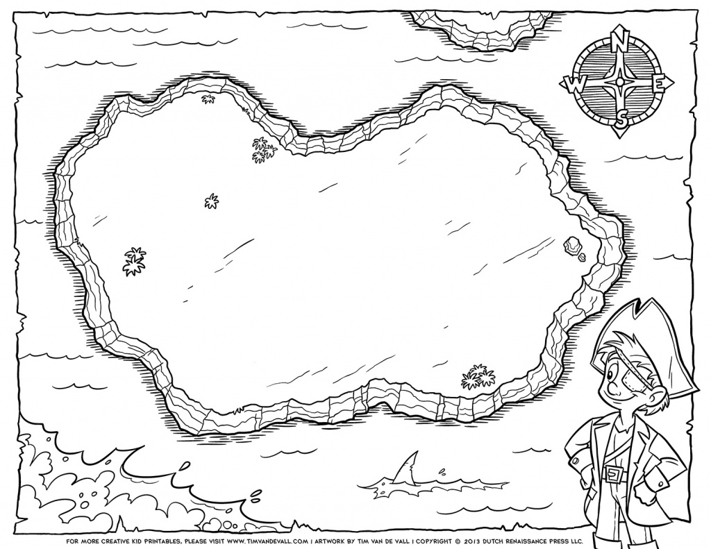 Coloring ~ Treasure Map Coloring Page Remarkable Photo Ideas 39 - Printable Treasure Map Coloring Page