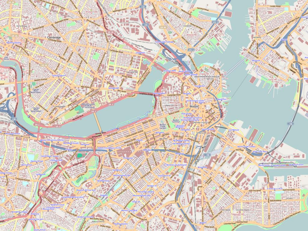Community Charter School Of Cambridge - Wikipedia - Printable Map Of Cambridge Ma