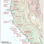 Completing The California Coastal Trail Sb908 Report   Southern California Trail Maps