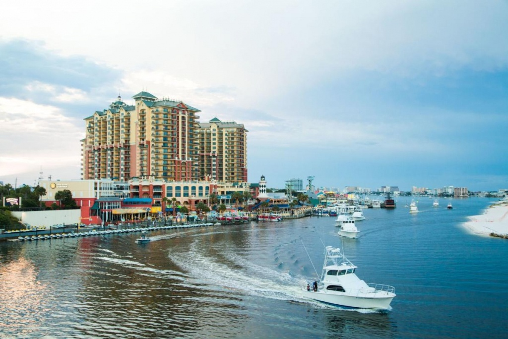 Condo Rentals | Places To Stay | Florida's Emerald Coast - Map Of Destin Florida And Surrounding Cities