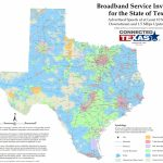 Connected Texas | – Texas Broadband Map