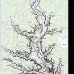 Conroe | East Texas Anglers & Fishing Club   Map Of Lake Conroe Texas