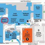Contact Us   Baylor Hospital Dallas Texas Map