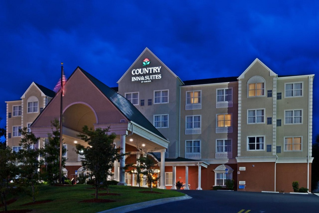 Country Inn Nw I-10, Tallahassee, Fl - Booking - Country Inn And Suites Florida Map