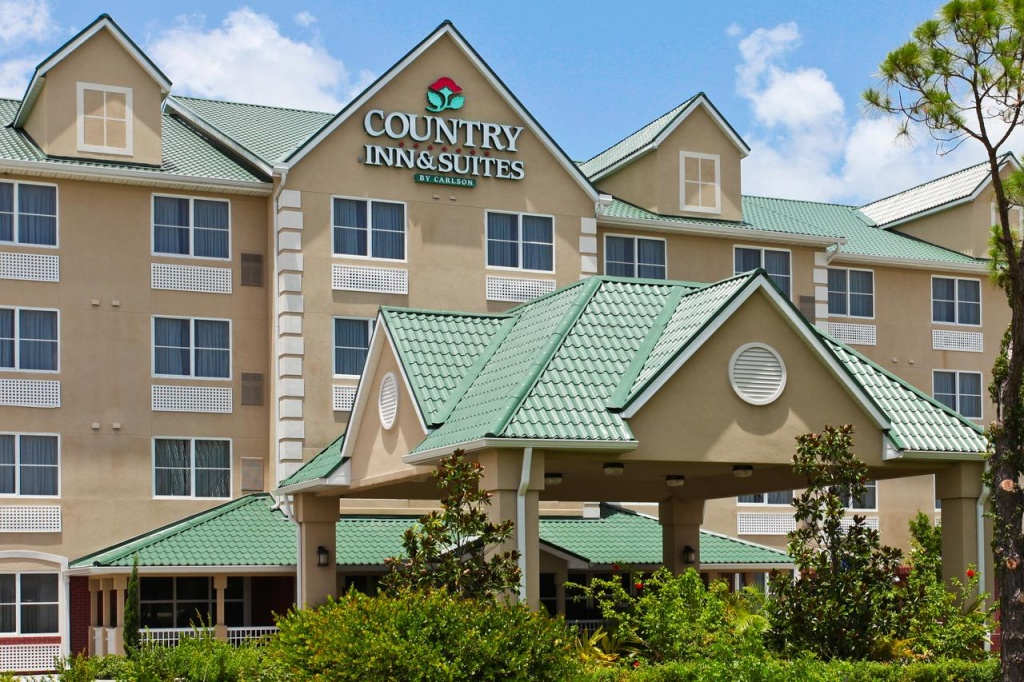 Country Inn Pt Charlotte, Port Charlotte, Fl - Booking - Country Inn And Suites Florida Map
