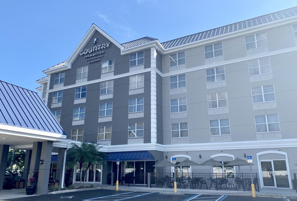Country Inn & Suites Carlson Orland, Orlando, Fl - Booking - Country Inn And Suites Florida Map