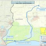 Creole Trail Pipeline | Cheniere Energy   Florida Gas Pipeline Map
