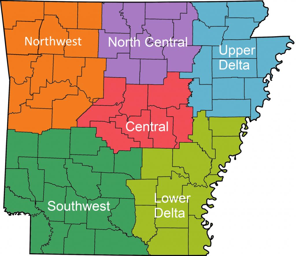 Crowley's Ridge - Wikipedia - Crowley Texas Map