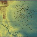 Current Soil Observations - West Texas Mesonet - Fritch Texas Map