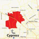 Cypress Tx Map | Great Maps Of Houston | Houston Neighborhoods, Real   Map Of Northwest Houston Texas
