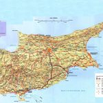 Cyprus Maps | Printable Maps Of Cyprus For Download   Printable Map Of Cyprus