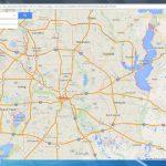 Dallas, Texas Map   Google Maps Fort Worth Texas