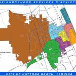 Daytona Beach, Fl   Official Website   Geographic Information   Map Of Daytona Beach Florida