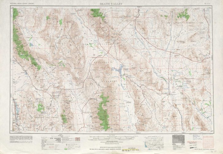 Usgs Topo Maps California