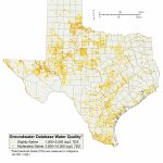 Desalination Documents   Innovative Water Technologies | Texas Water   Texas Water Development Board Well Map