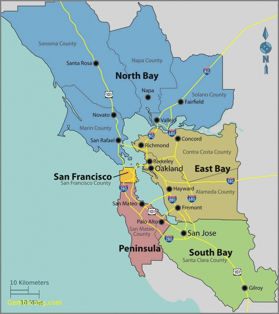 Detailed Map California Best United States Map Bakersfield Valid - Best California Map