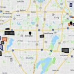 Dfw Map: Dallas Gangs And Hoods / Fort Worth Gangs And Hoods   Google Maps Fort Worth Texas