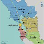 Diners Drive-Ins And Dives Map California San Francisco Bay Area - Sacramento California Map