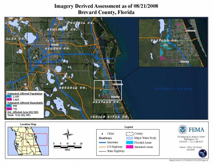 Fema Flood Maps Brevard County Florida
