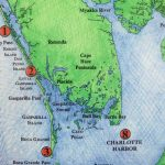 Discover A Less Well-Known String Of Islands -- Gasparilla Island - Florida Keys Islands Map