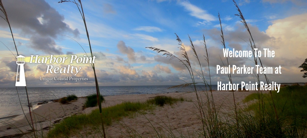 Discover The New Paul Parker Team At Harbor Point Realty - Alligator Point Florida Map