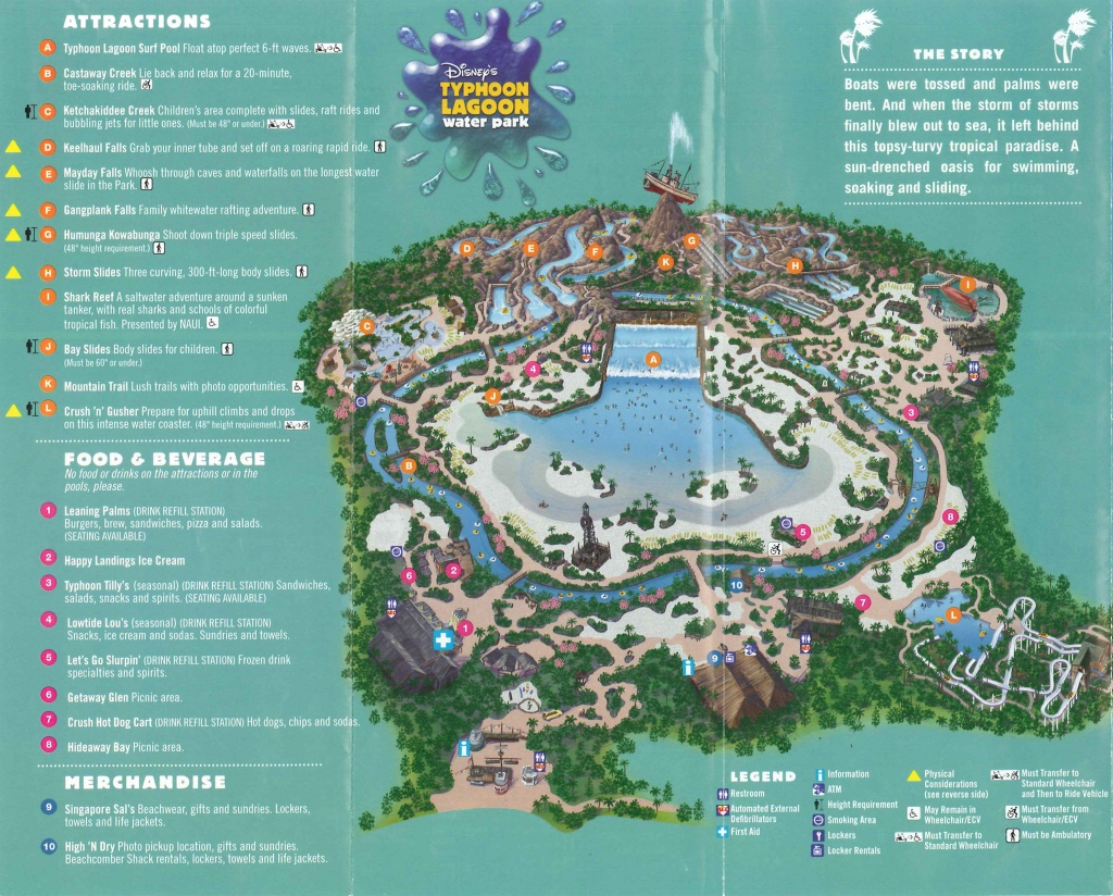 Disney World Theme Park Maps   Meet The Magic - Disney World Florida Theme Park Maps