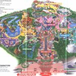 Disneyland Map 2006 | Places I've Been And Loved | Disneyland - Disneyland Paris Map Printable