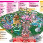 Disneyland Map   Sensing Change Blog   Printable Disneyland Map 2015