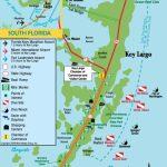 Dives Sites Key Largo, Florida | Diving Destinations | Floride - Florida Dive Sites Map