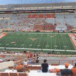 Dkr Texas Memorial Stadium Section 103   Rateyourseats   Dkr Texas Memorial Stadium Map