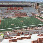 Dkr Texas Memorial Stadium Section 106   Rateyourseats   Dkr Texas Memorial Stadium Map