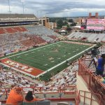 Dkr Texas Memorial Stadium Section 111   Rateyourseats   Dkr Texas Memorial Stadium Map
