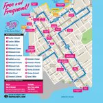 Document Center / Hop On - Hop Off The Free Duval Loop! / Key West, Fl - Street Map Of Key West Florida