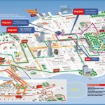 Download Manhattan Attractions Map Major Tourist Maps And Of New   Printable New York City Map With Attractions
