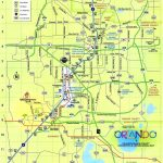 Download Map Usa Orlando Major Tourist Attractions Maps At And 6 16   Orlando Florida Attractions Map